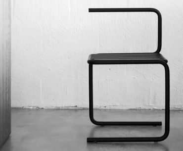 Xuxu Chair by Ben Palmer